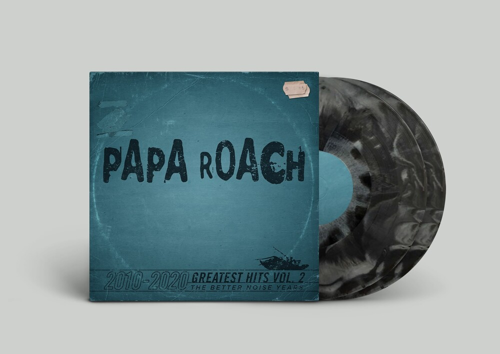 Papa Roach - Greatest Hits Vol.2 The Better Noise Years [US Exclusive Smoke 2LP]