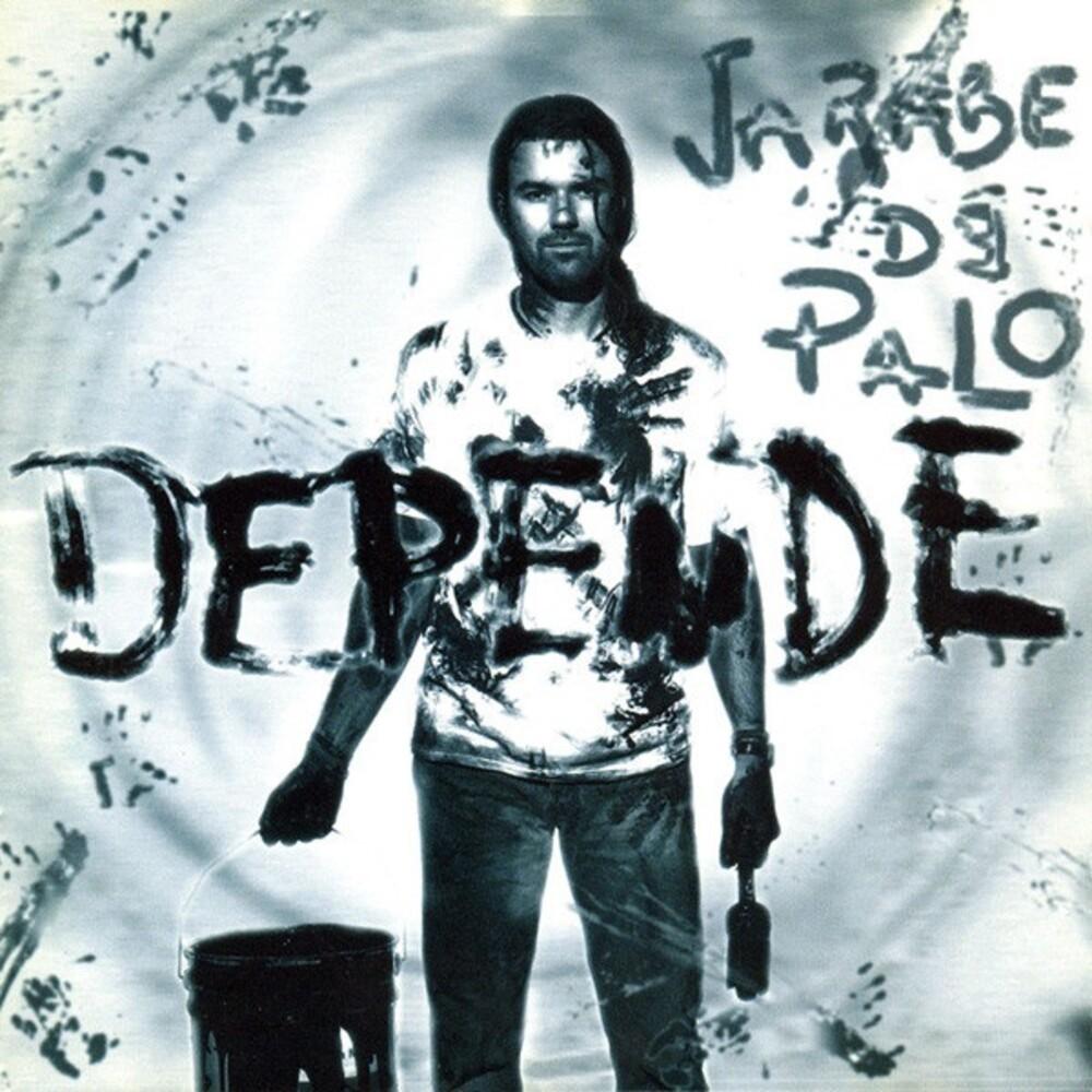 Jarabe De Palo - Depende (W/Cd) (Spa)