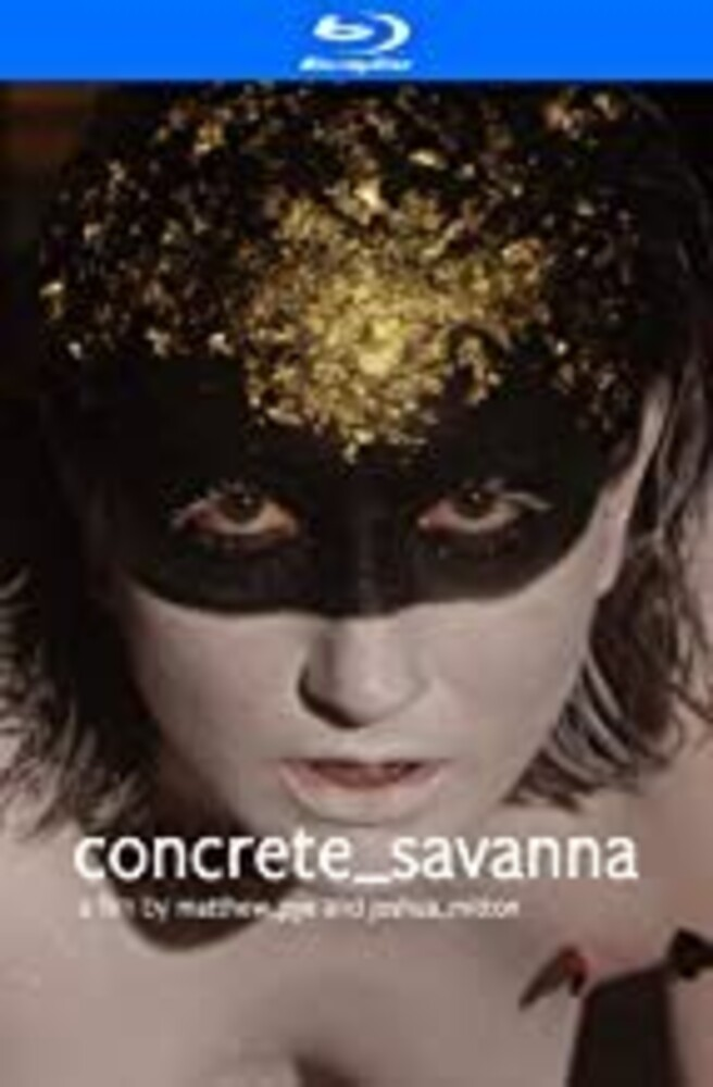 Concrete Savanna - concrete savanna