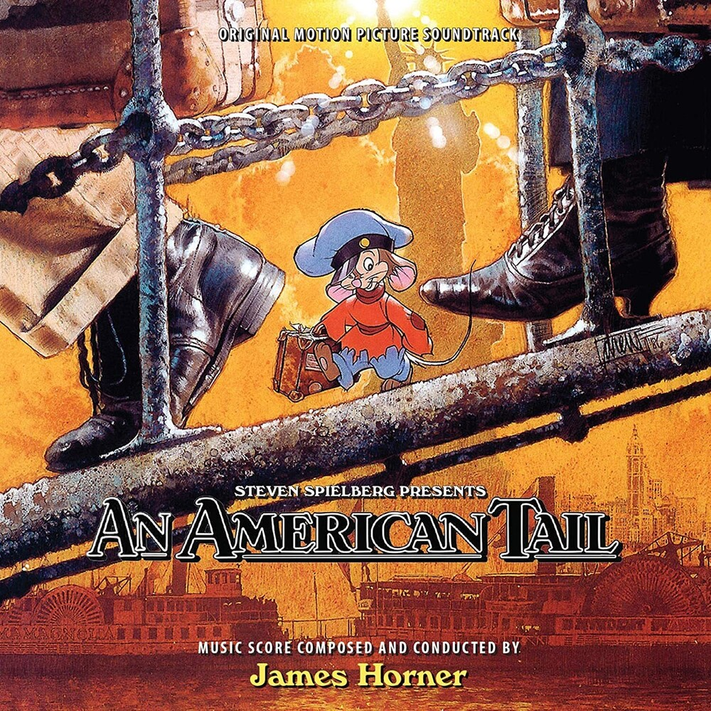 James Horner Exp Ita - An American Tail (Original Motion Picture Soundtrack) (Expanded Edition)