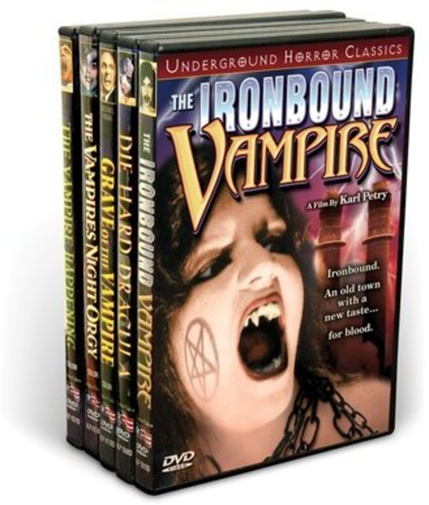 Vampires Movie Collection - Vampires Movie Collection