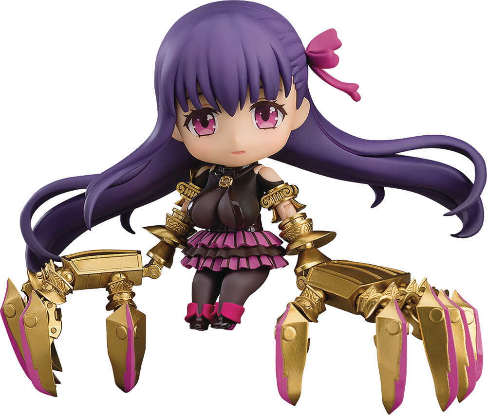Good Smile Company - Good Smile Company - Fate Grand Order Alter Ego Passionlip NendoroidAction Figure