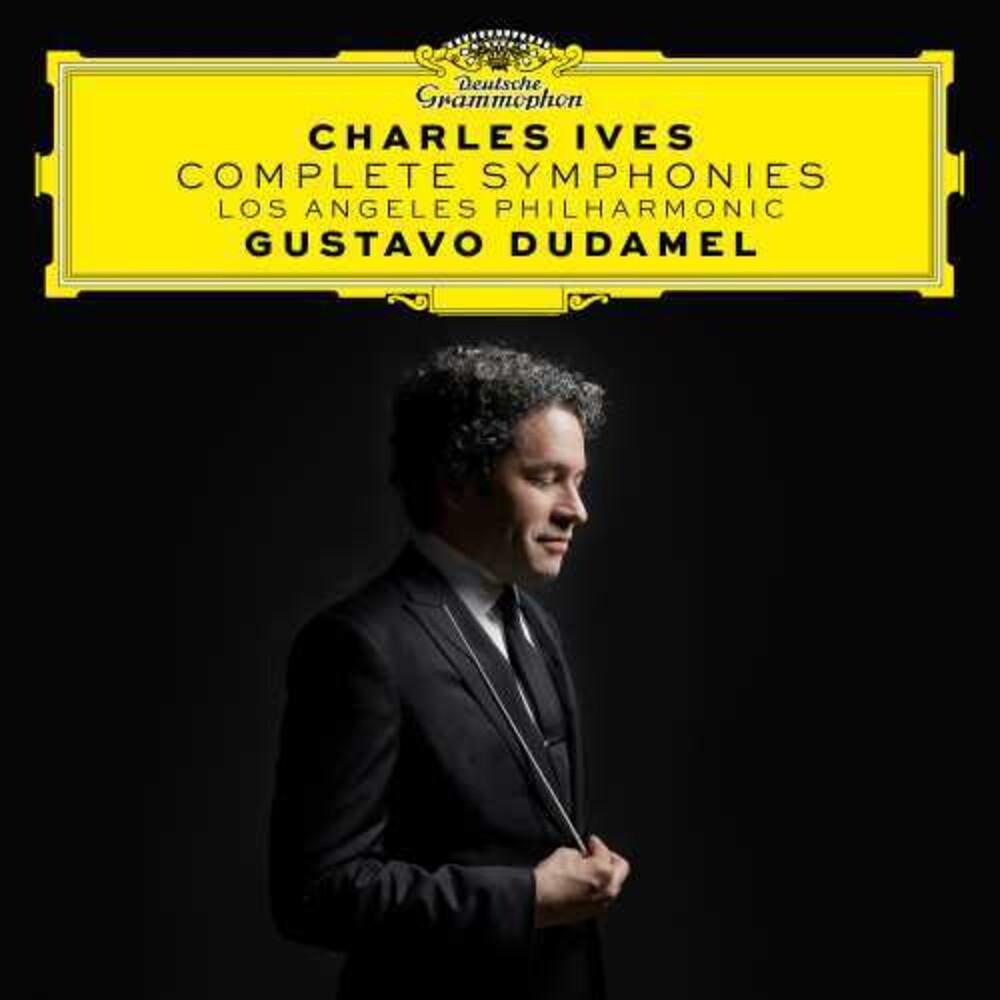 Ives / Los Angeles Philharmonic / Dudamel - Complete Symphonies (2pk)