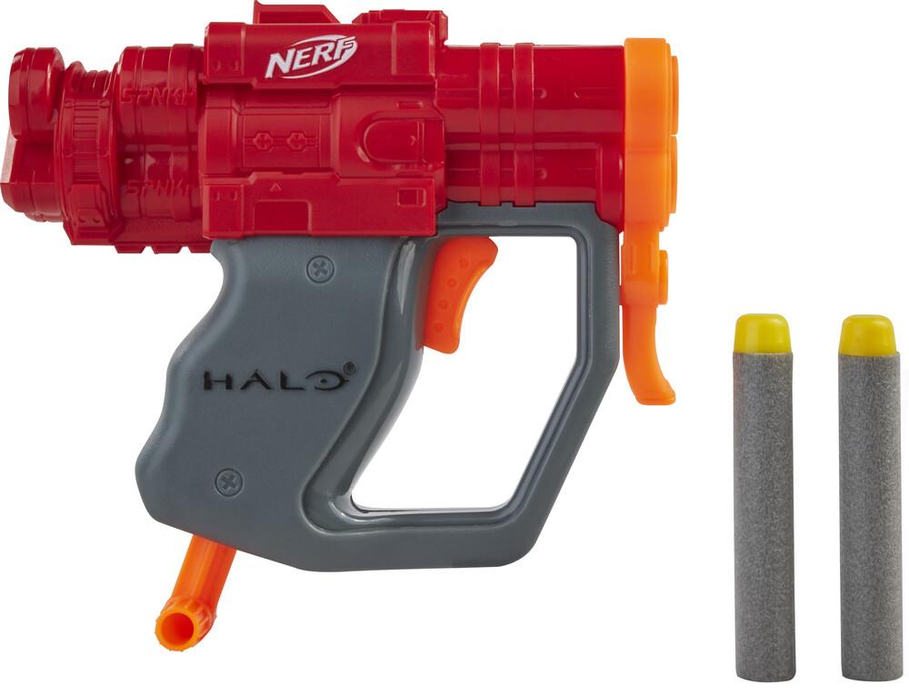 Ner Halo Microshot Spnkr - Hasbro Collectibles - Merf Halo Microshot Spnkr