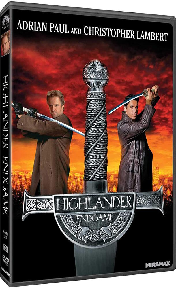 Highlander IV: Endgame - Highlander Iv: Endgame (2pc) / (Ac3 Amar Dol Sub)