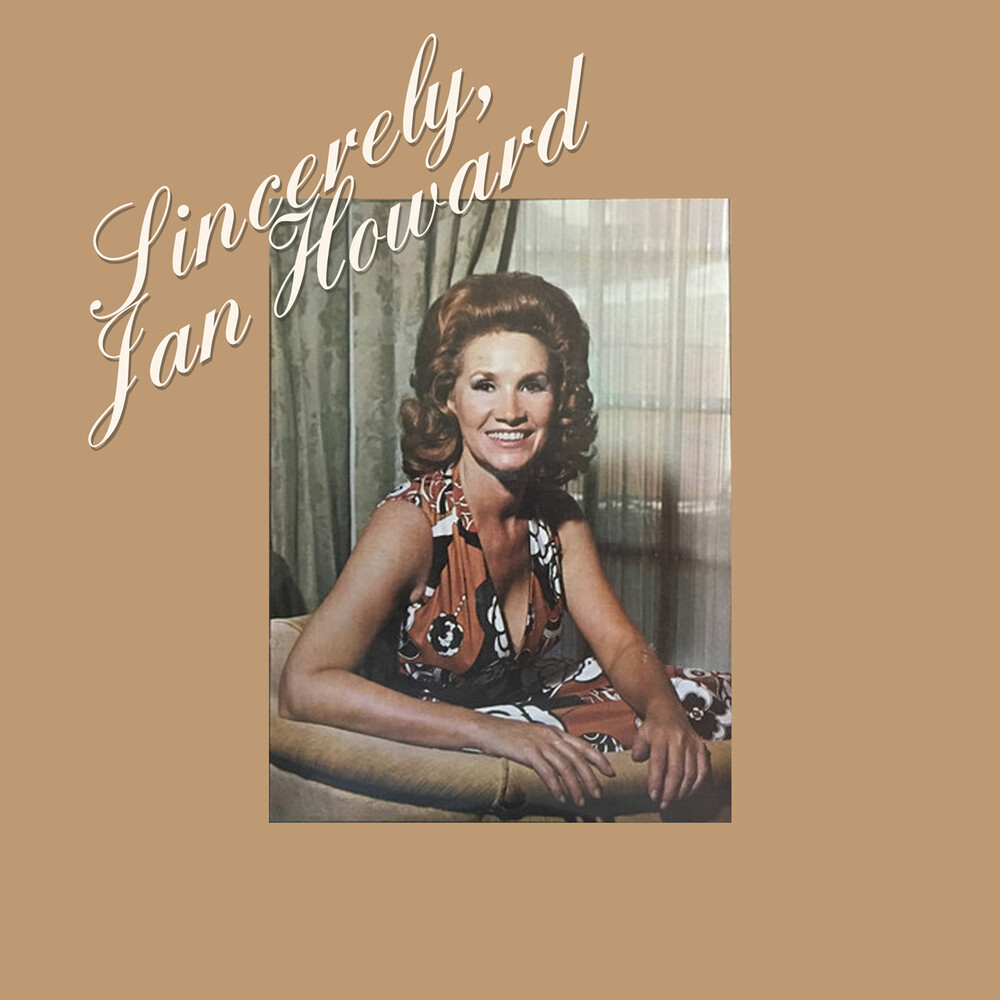 Jan Howard - Sincerely, Jan Howard