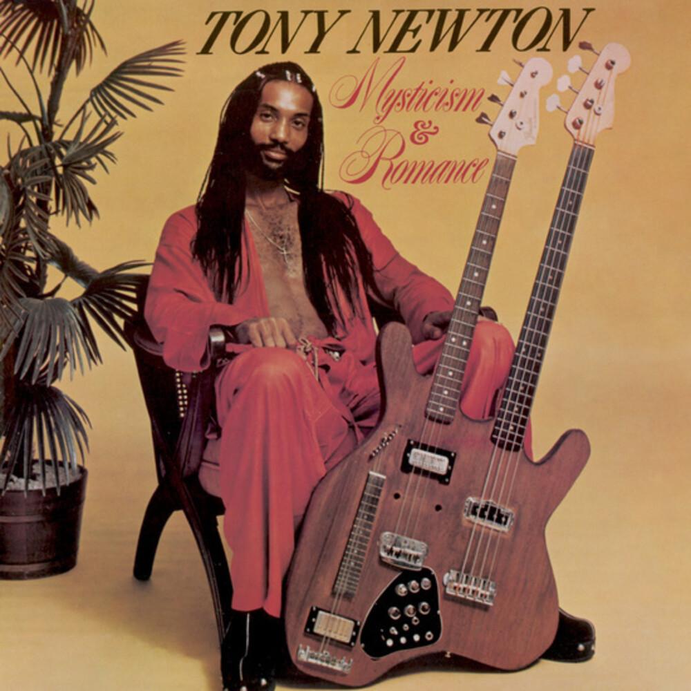 Tony Newton - Mysticism & Romance (Clear Vinyl) [Clear Vinyl]