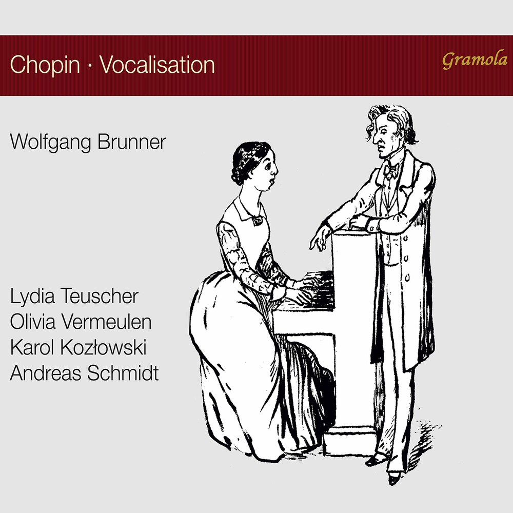 Chopin / Brunner / Schmidt - Vocalisation