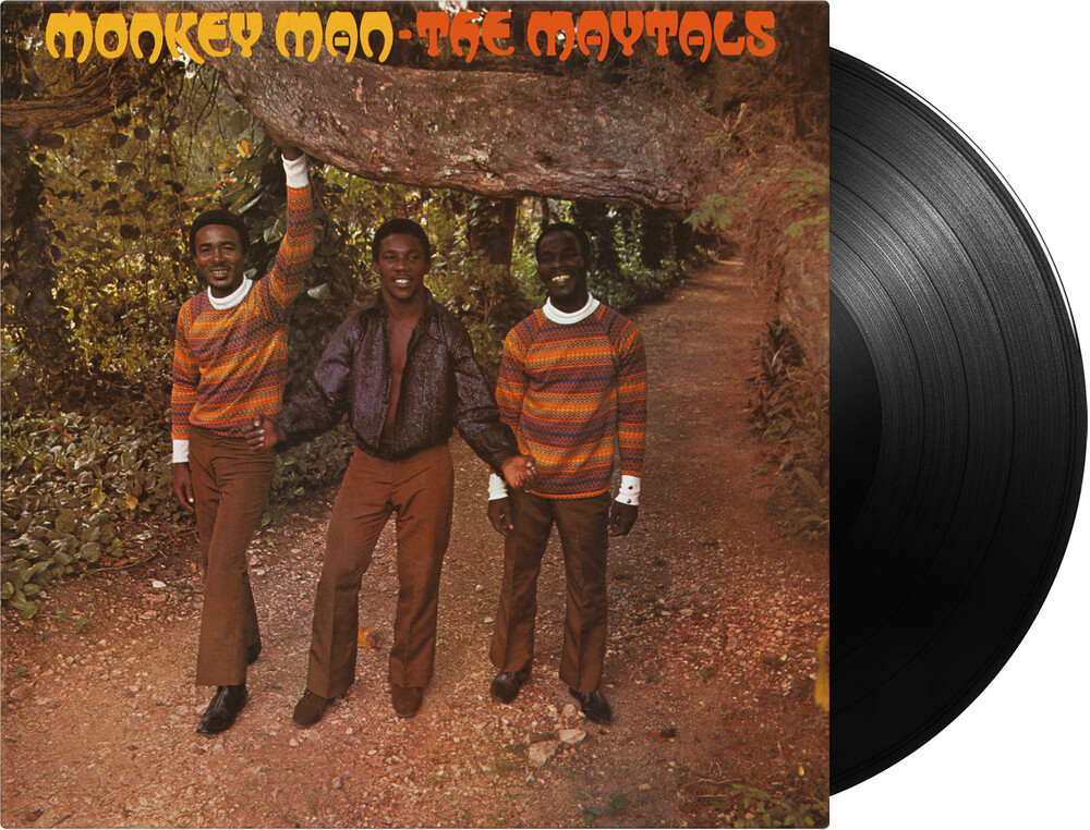 Maytals - Monkey Man [180-Gram Black Vinyl]