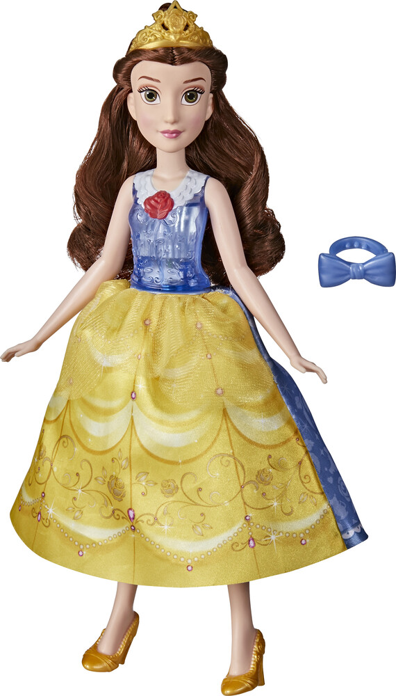 Dpr Style Switch Belle - Hasbro Collectibles - Disney Princess Style Switch Belle