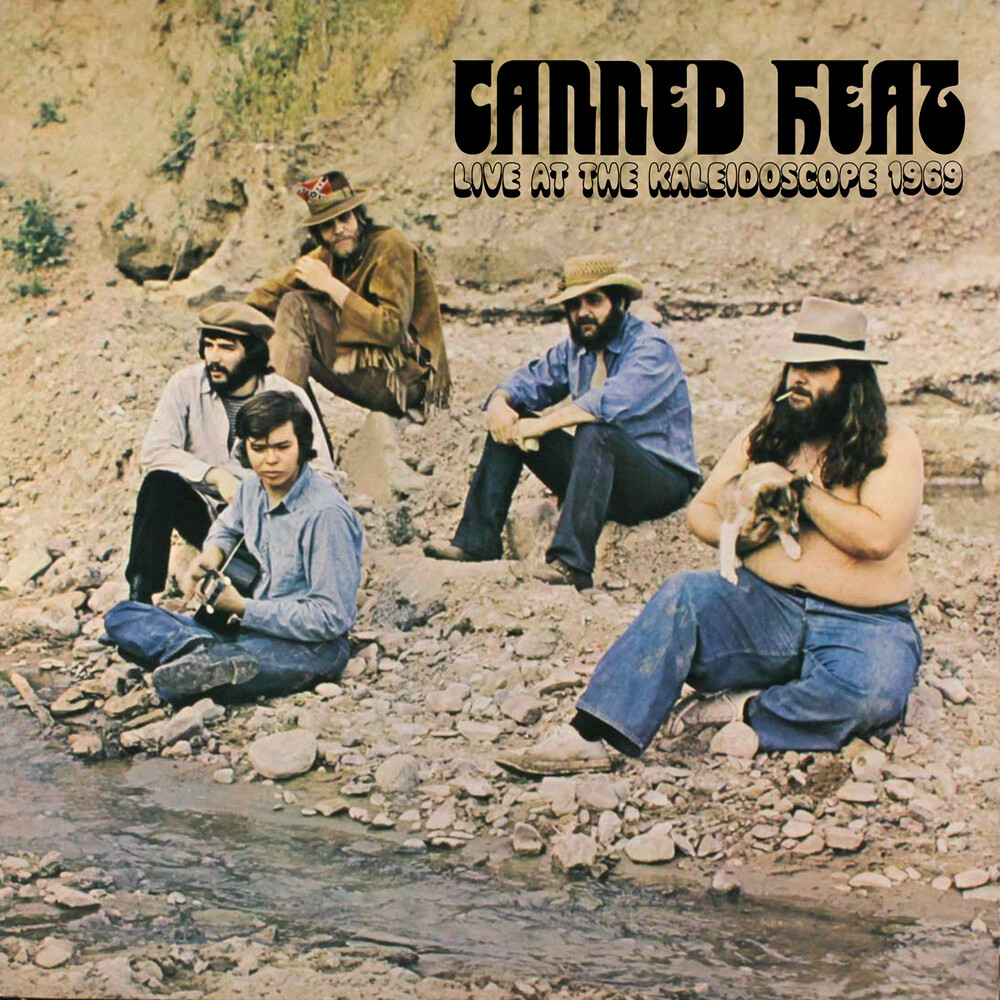 Canned Heat - Live At The Kaleidoscope 1969 (Mod)