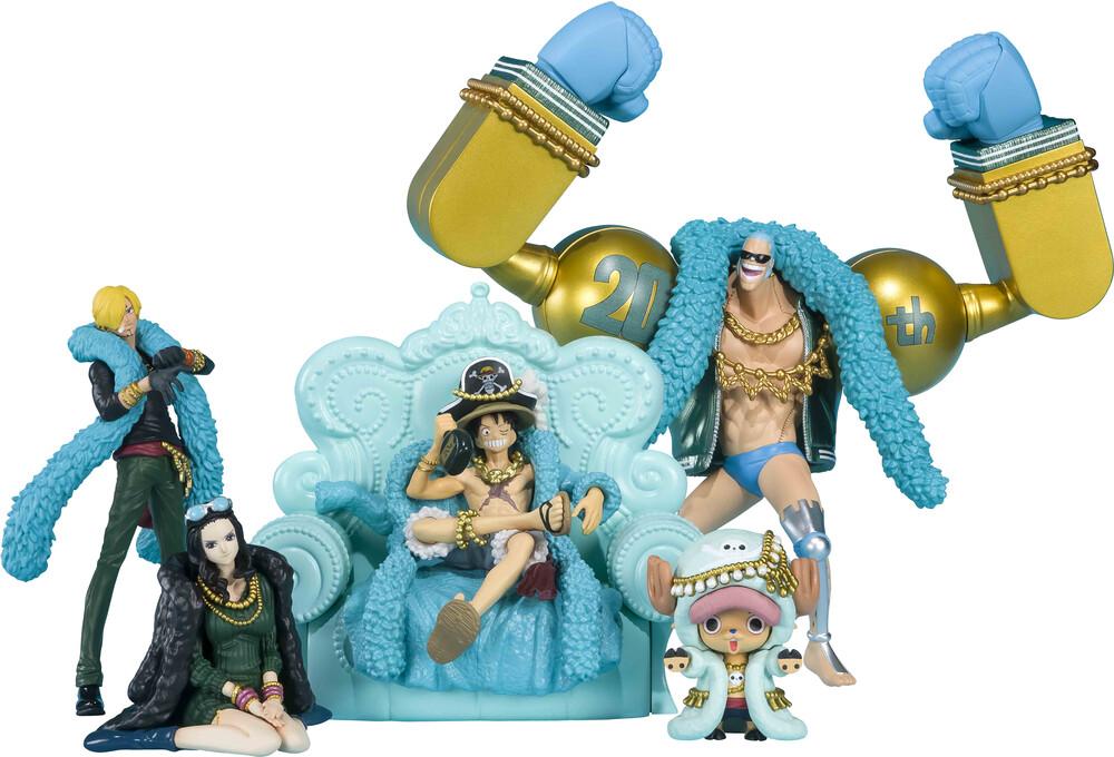 Tamashi Nations - Tamashi Nations - One Piece Vol.1 (Box of 9), Bandai Spirits TamashiiBox