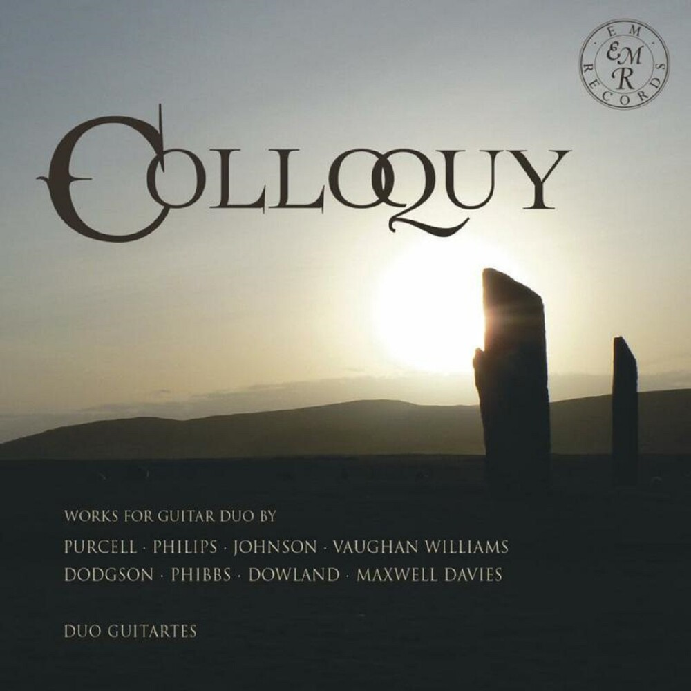 Duo Guitartes - Colloquy (Uk)