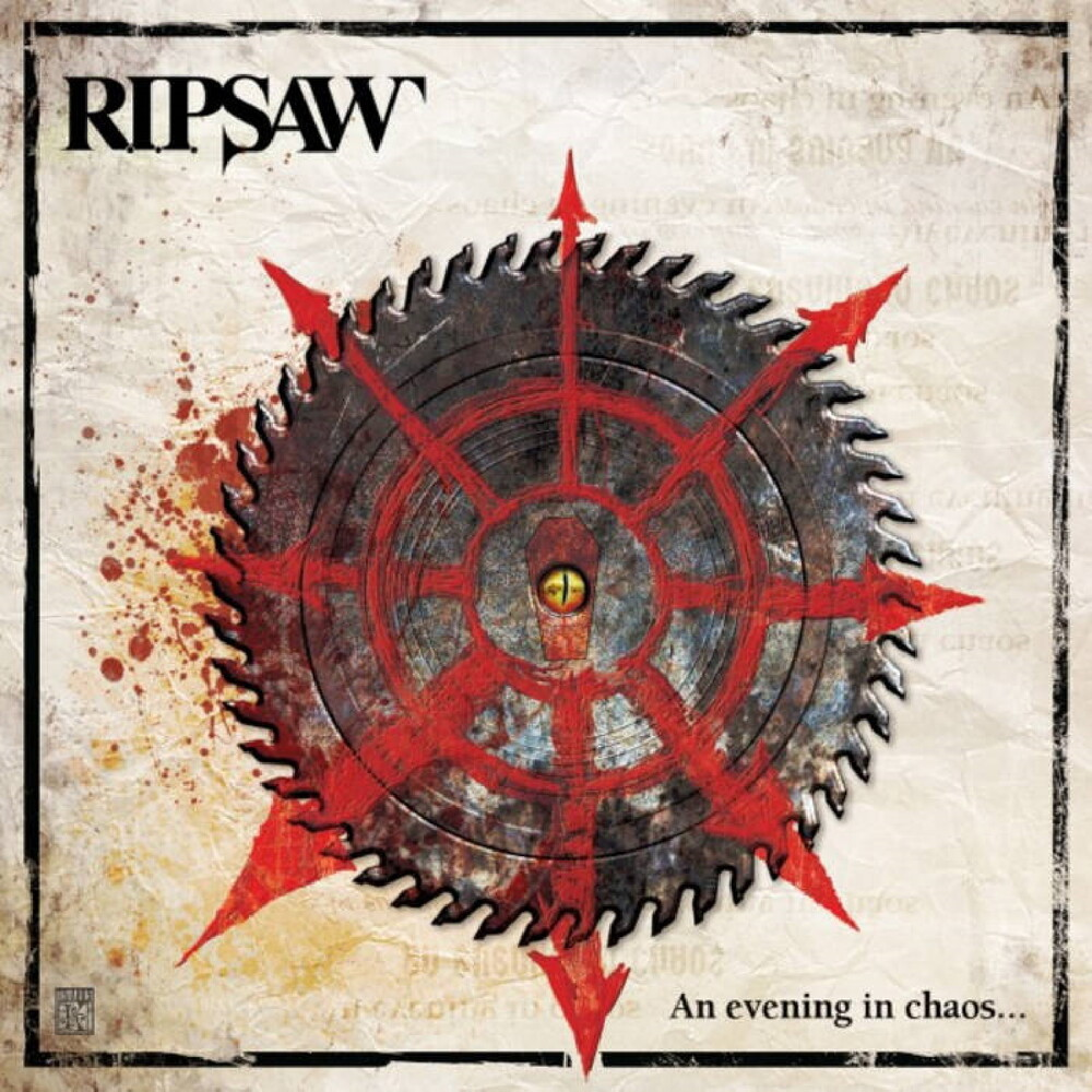 Ripsaw - An Evening In Chaos (W/Dvd) [Limited Edition]