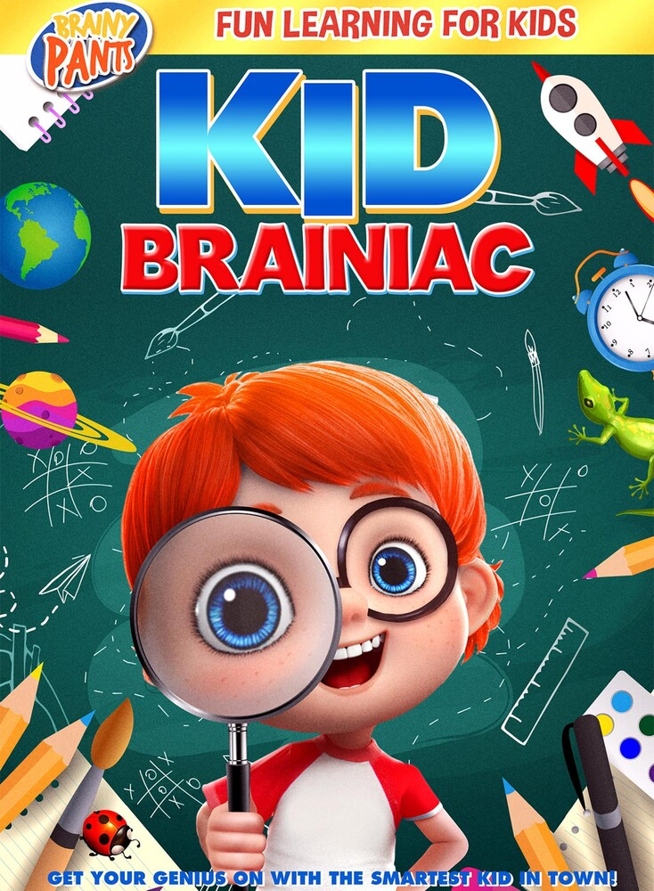 - Kid Brainiac Season 1