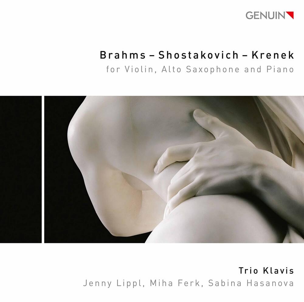 Brahms / Trio Klavis - Trios