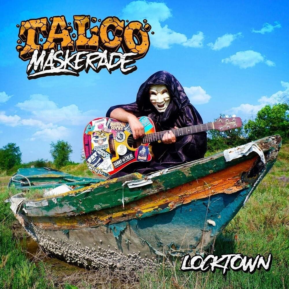 Talco Maskerade - Locktown