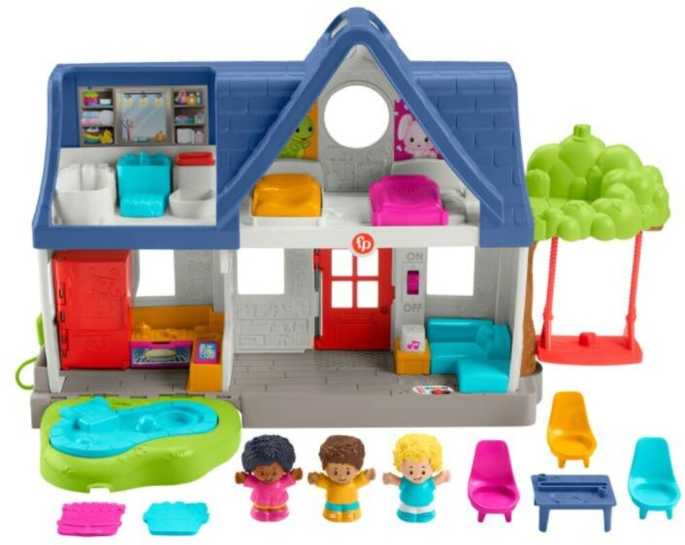 Little People - Fisher Price - Little People Home Refresh