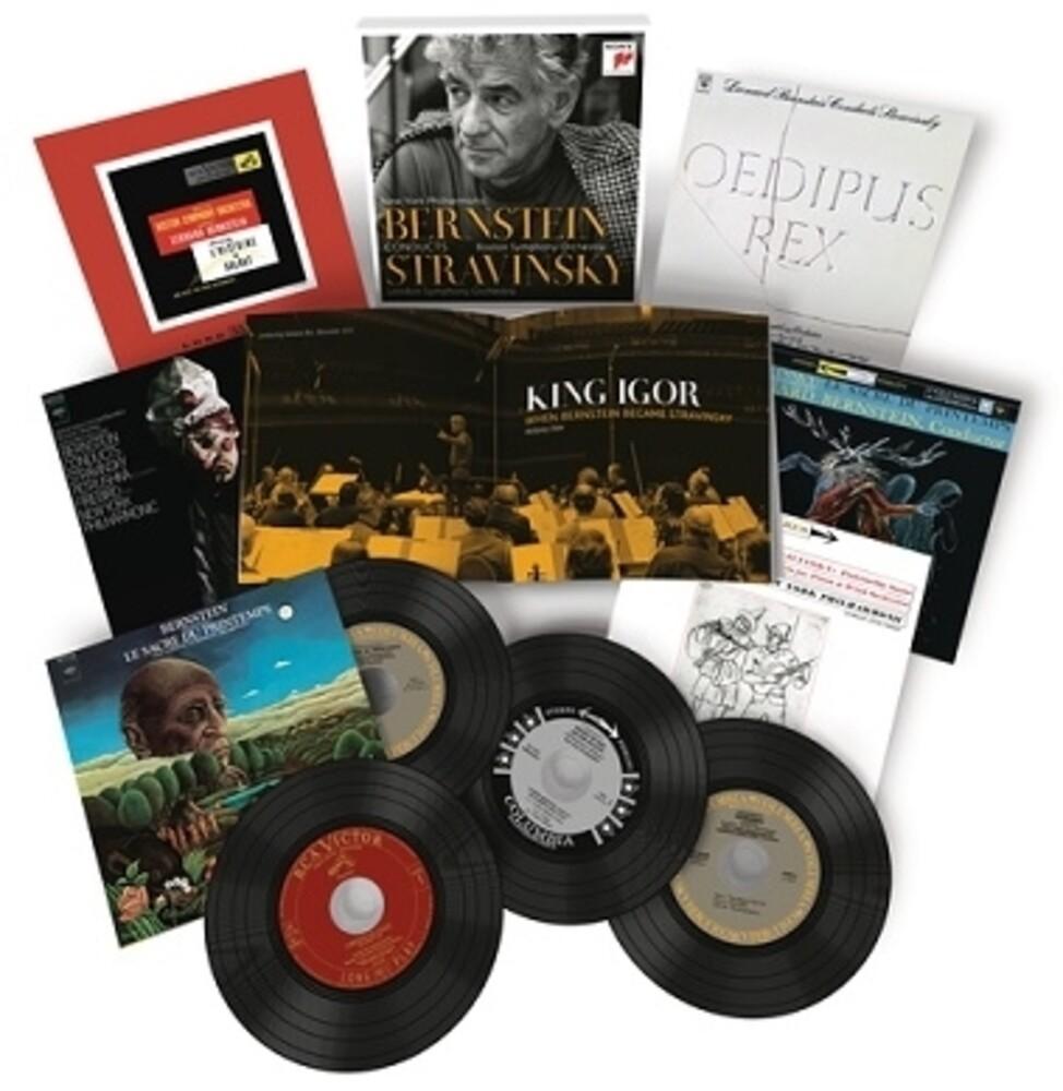 Stravinsky / Bernstein / London Symphony Orch - Bernstein Conducts Stravinsky (Box)