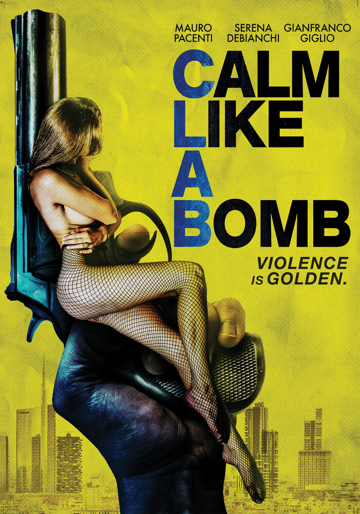 - Calm Like A Bomb / (Mod)