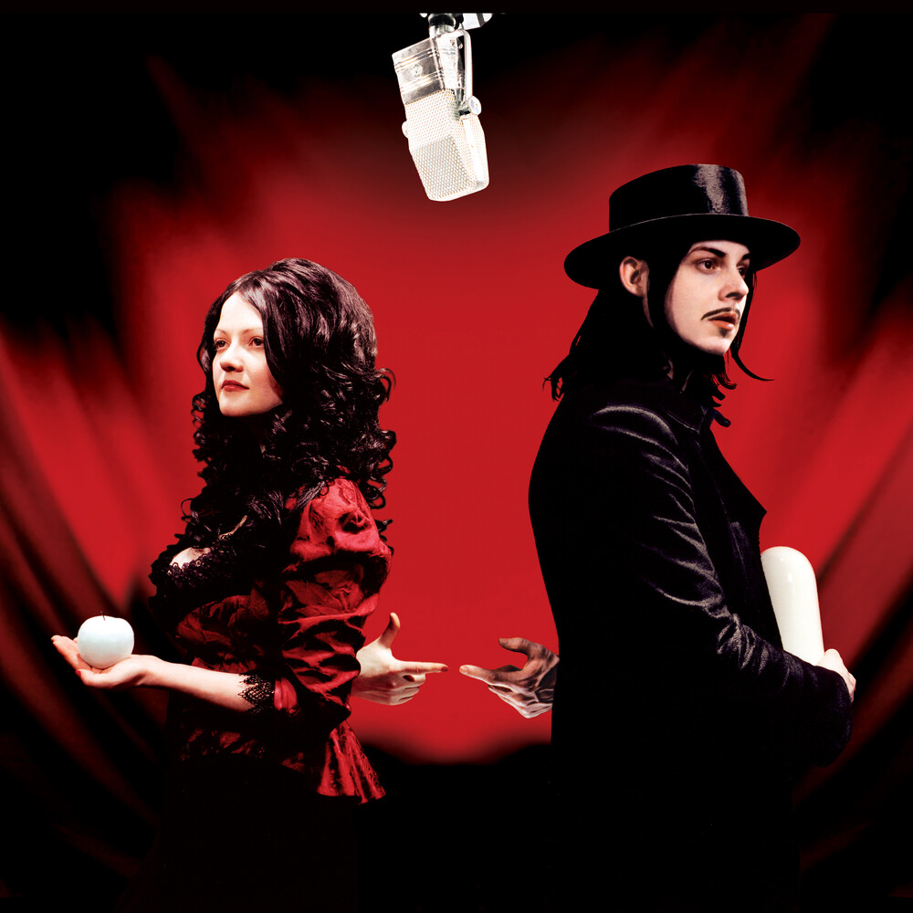 The White Stripes - Get Behind Me Satan [With Booklet]