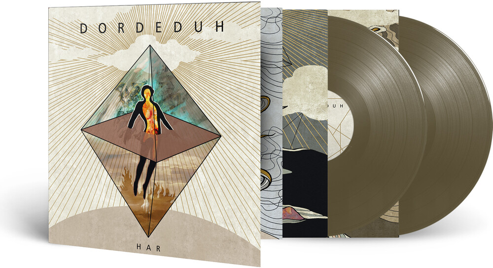 Dordeduh - Har (Gold Vinyl) [Colored Vinyl] (Gol) [Limited Edition] [180 Gram]
