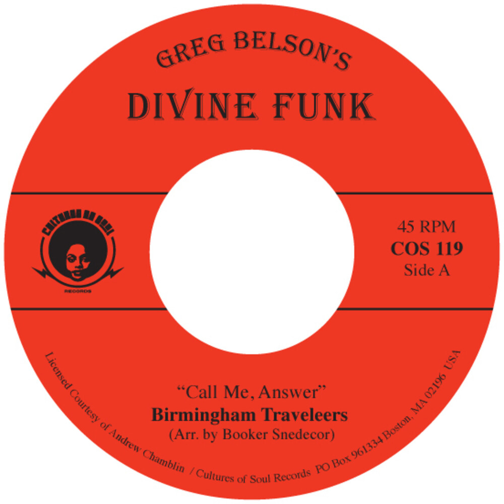 Birmingham Traveleers / Gospel Ambassadors - Call Me Answer / This Little Light Of Mine