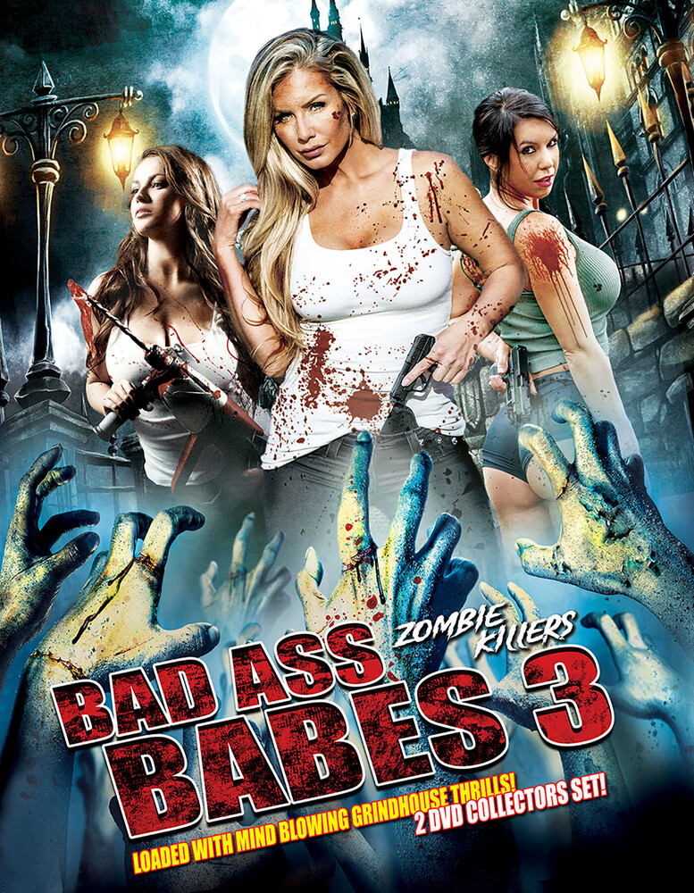 - Bad Ass Babes 3: Zombie Killers