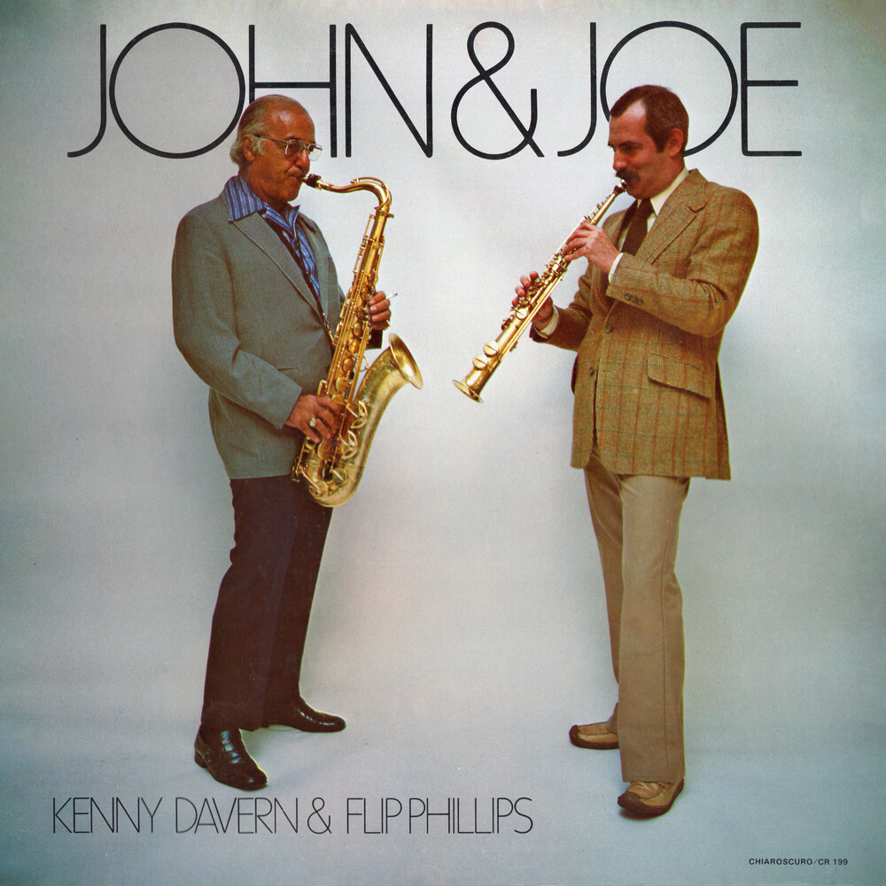 Kenny Davern  / Phillips,Flip - John & Joe