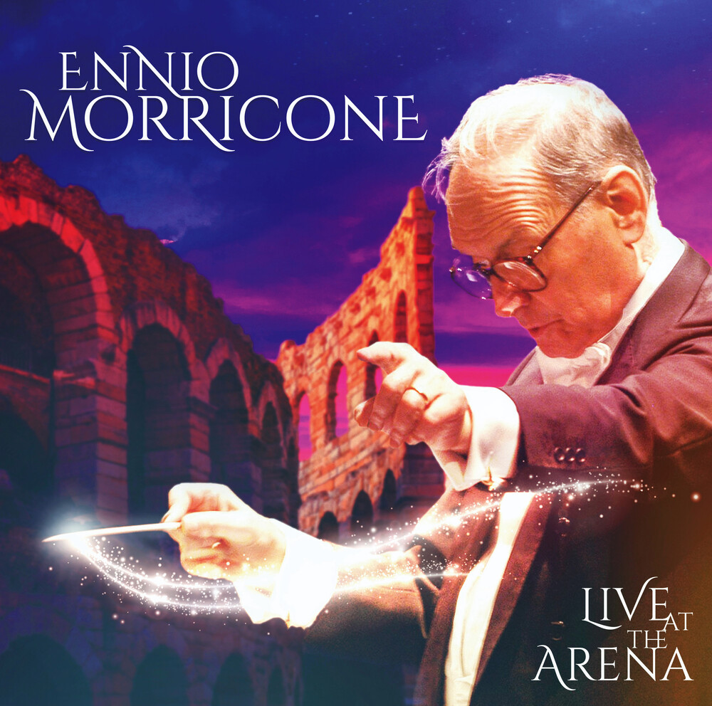Ennio Morricone  (Gate) (Ltd) - Live At The Arena (Gate) [Limited Edition]