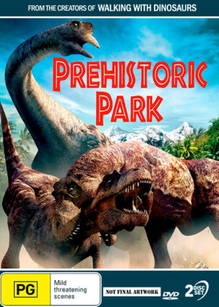 - Prehistoric Park (2pc) / (Aus Ntr0)