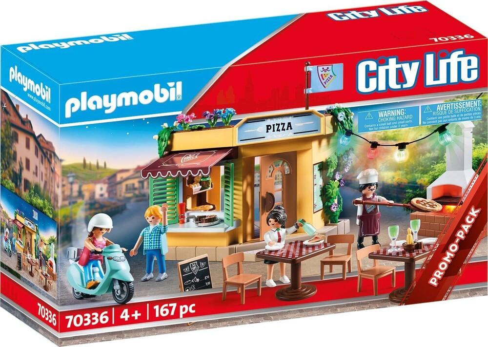 - City Life Pizzeria (Fig)