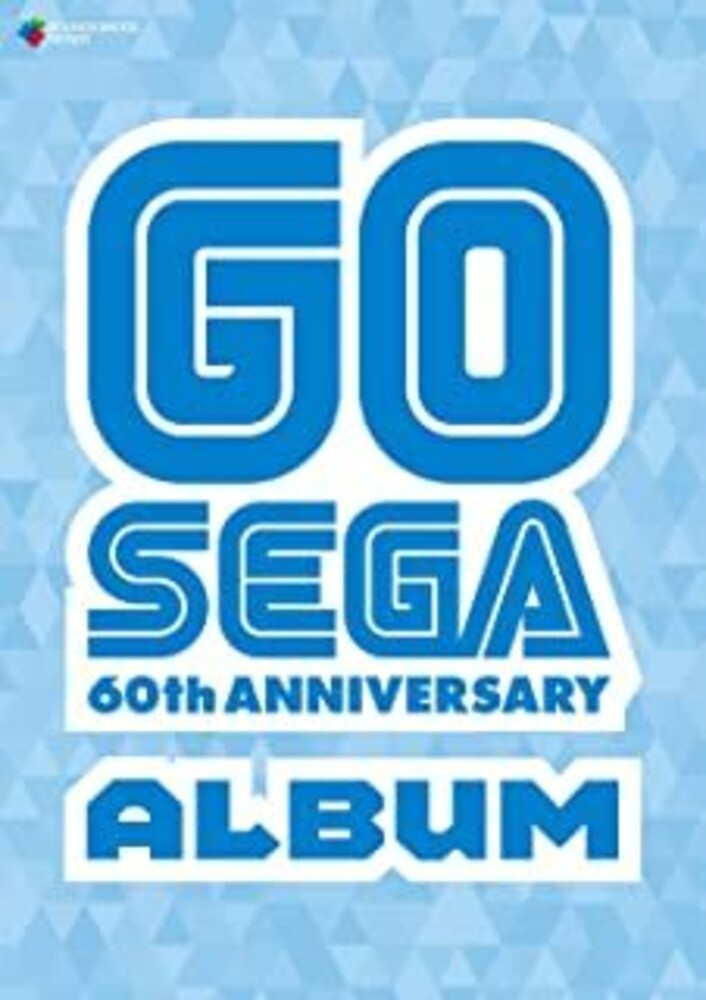 Go Sega: 60th Anniversary Album / Various (Jpn) - Go Sega: 60th Anniversary Album / Various (Jpn)