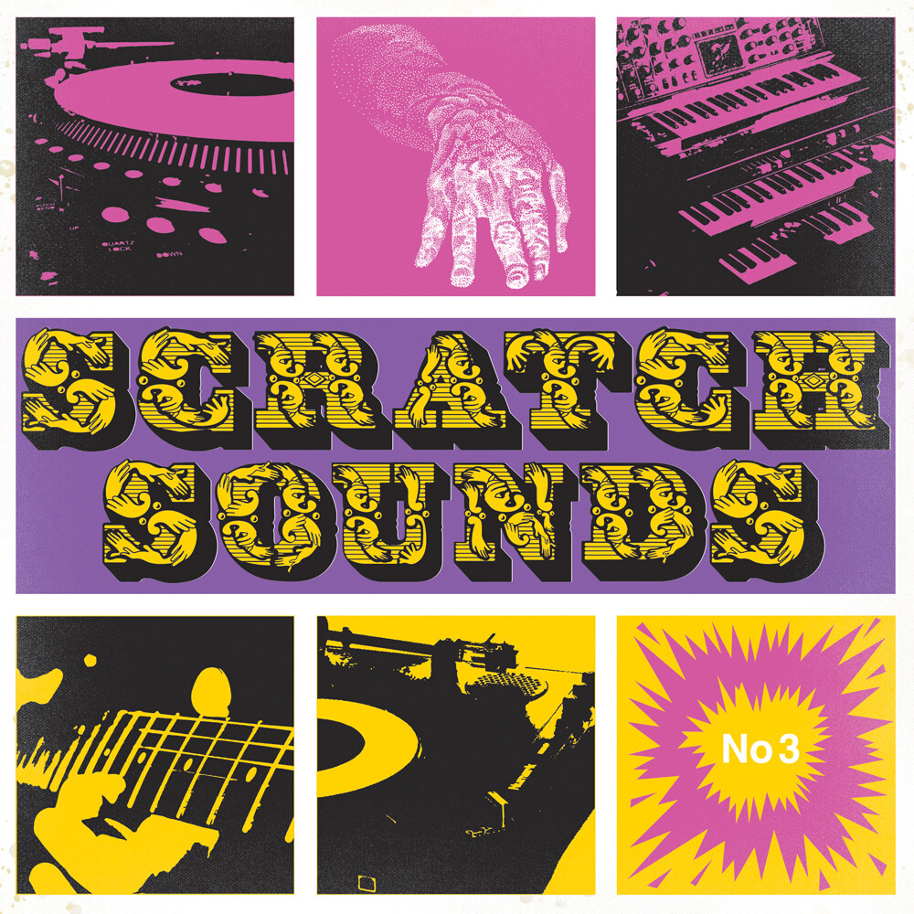 Dj Woody - Scratch Sounds No.3 (Atomic Bounce)