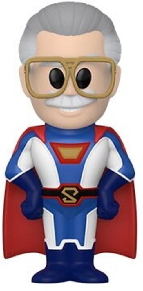 Funko Vinyl Soda: - FUNKO VINYL SODA: Superhero Stan Lee (Styles May Vary)