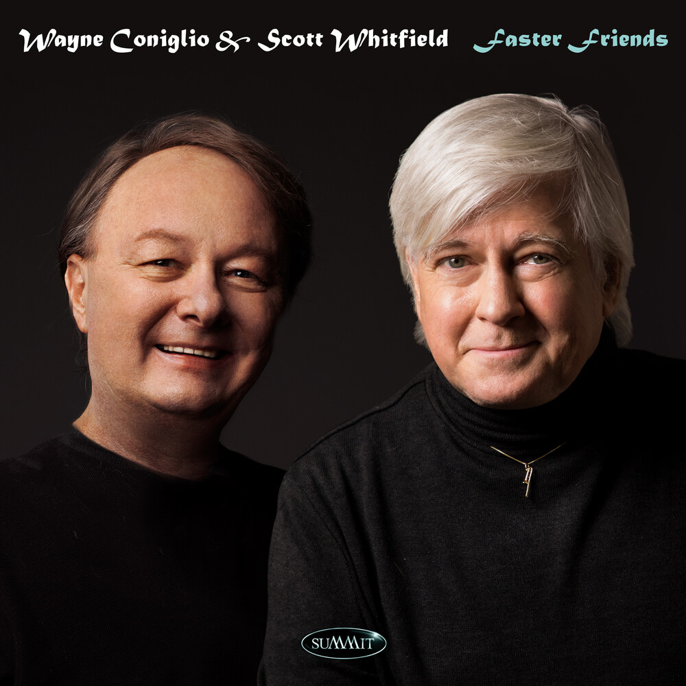 Wayne Coniglio  / Whitfield,Scott - Faster Friends
