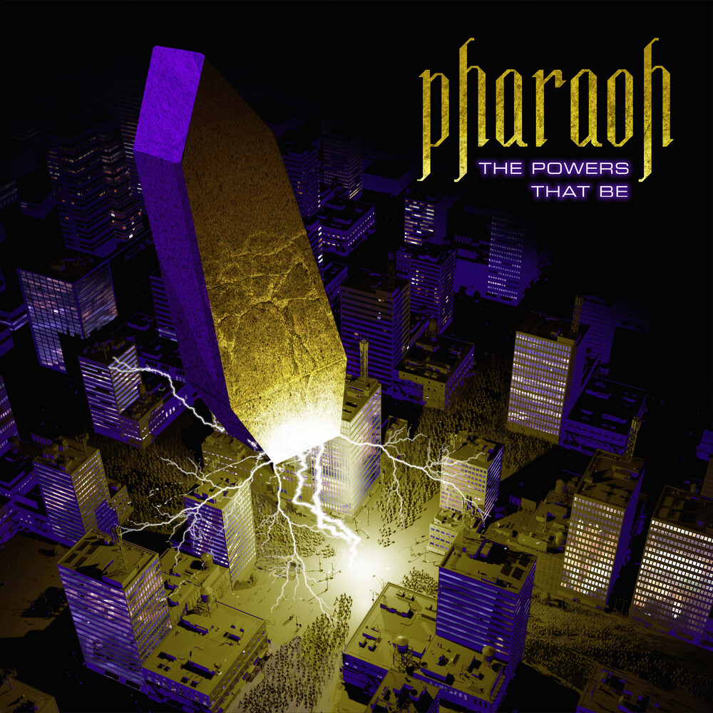Pharaoh - The Powers That Be
