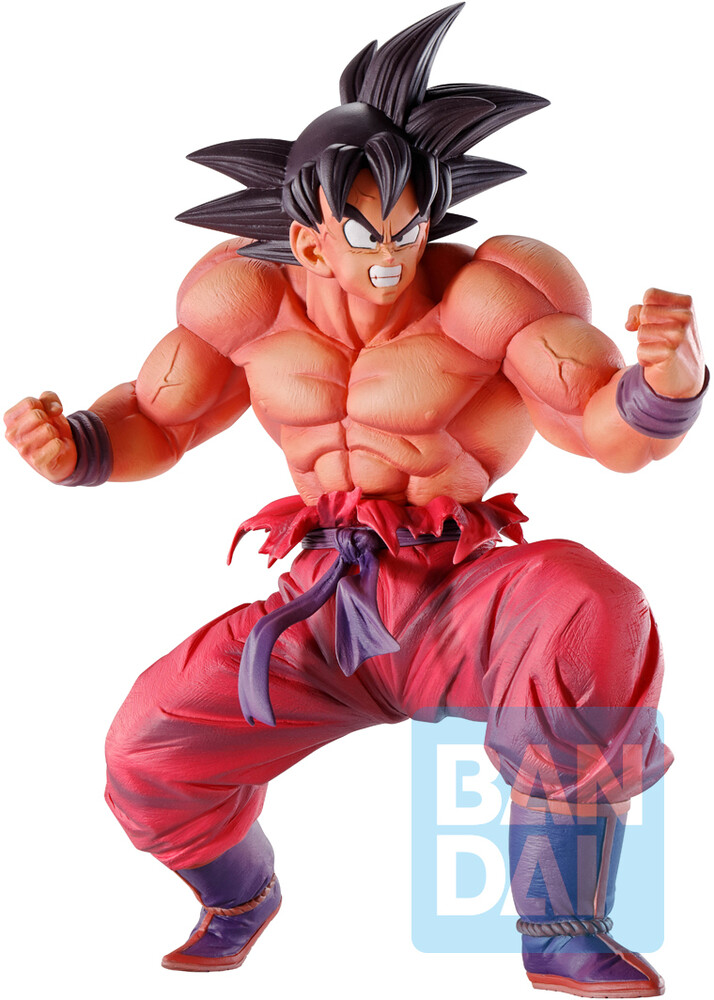 - Dragon Ball Son Goku (Kaiokenx3) World Tournament