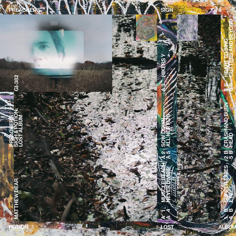 Matthew Dear - Preacher's Sigh & Potion: Lost Album (Blk) [Colored Vinyl]