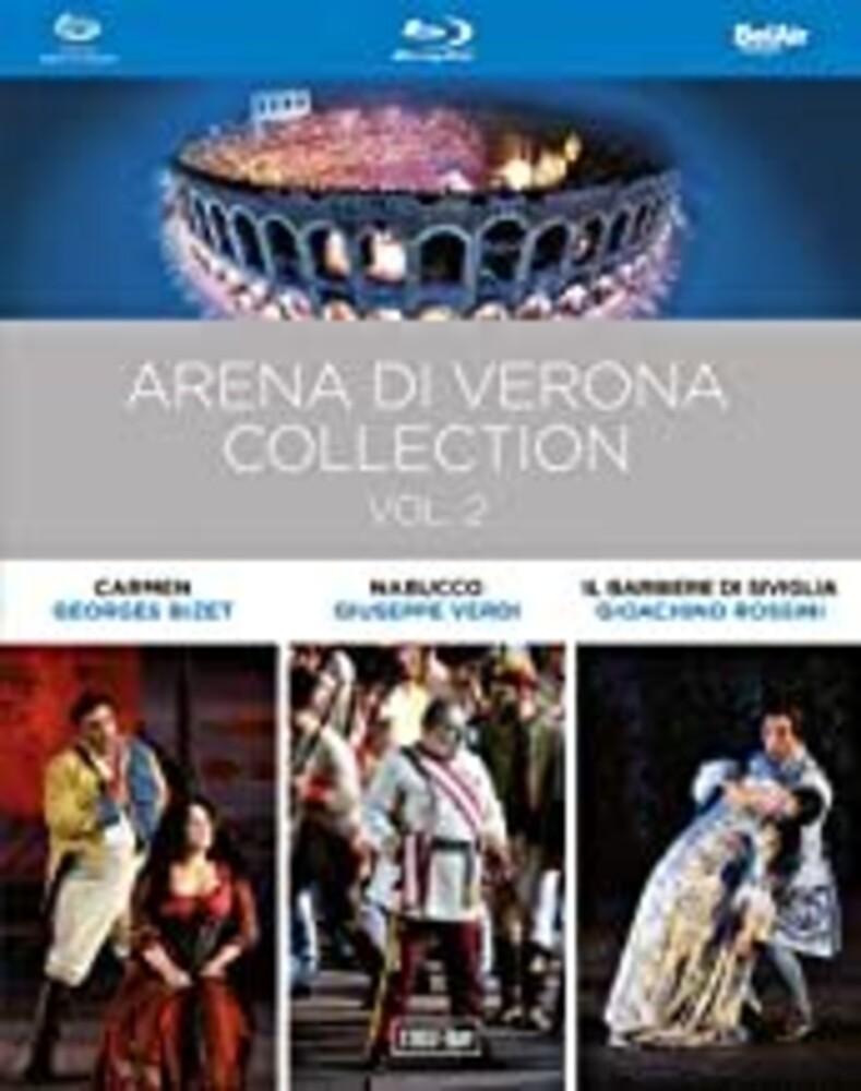 - Arena Di Verona Collection 2 (3pc) / (3pk)