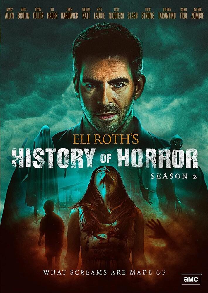 - Eli Roth's History Of Horror, Season 2 Dvd (2pc)