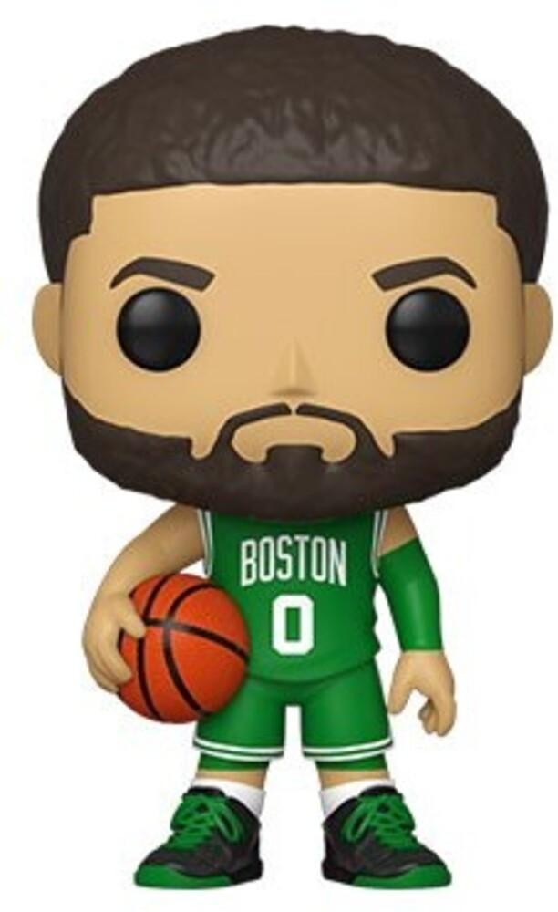 Funko Pop! NBA: - Celtics- Jayson Tatum (Green Jersey) (Vfig)