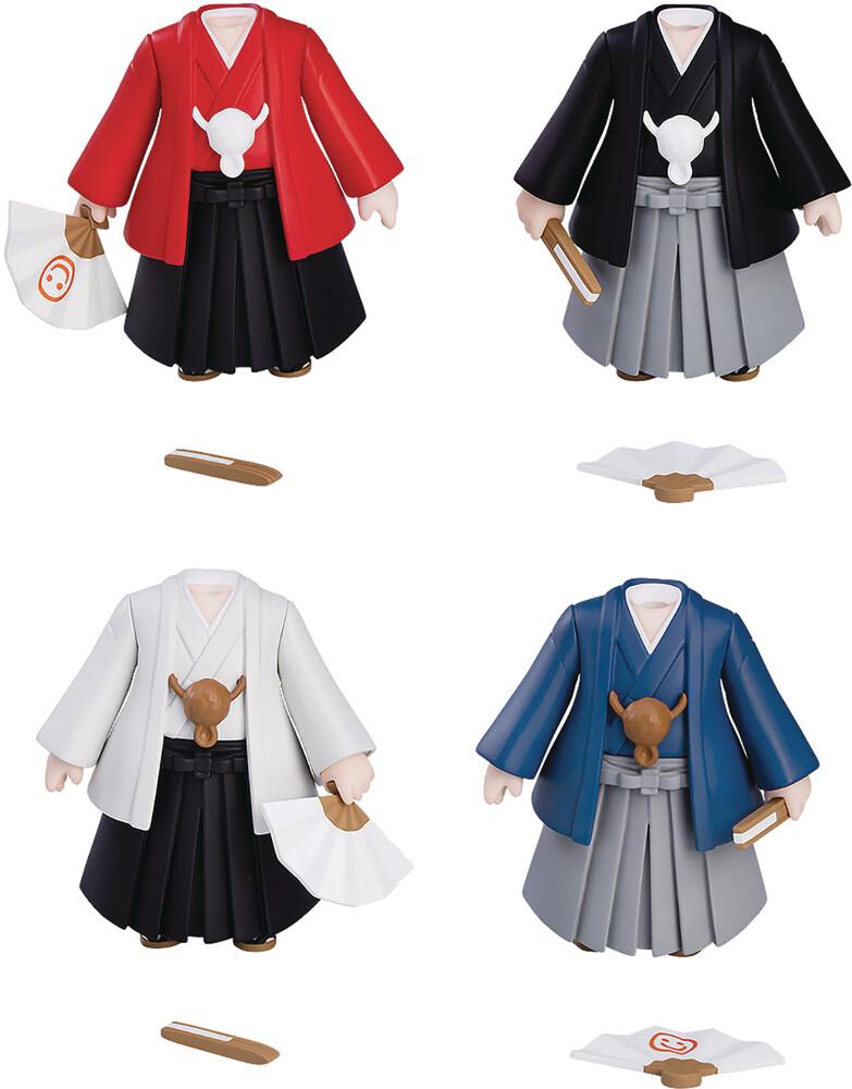 - Nendoroid More Dress Up Coming Of Age Hakama 4pc