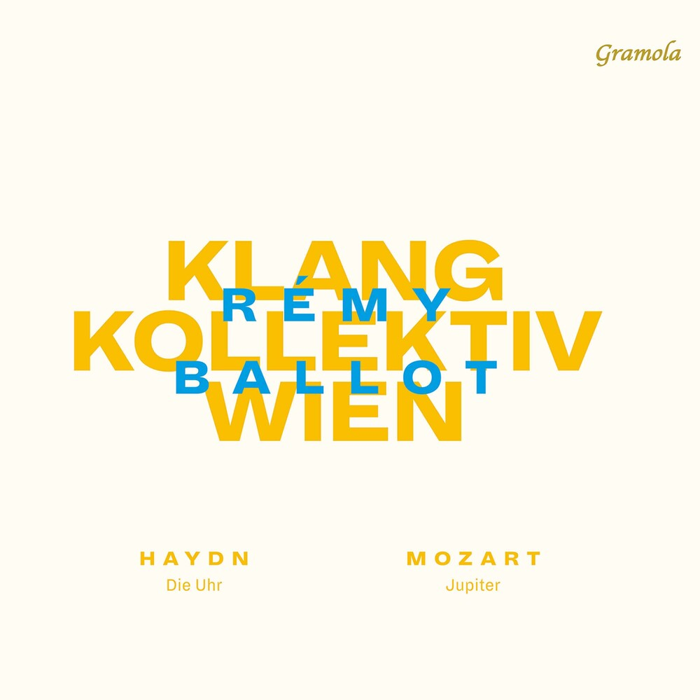 Haydn / Klangkollektiv Wien / Ballot - Die Uhr