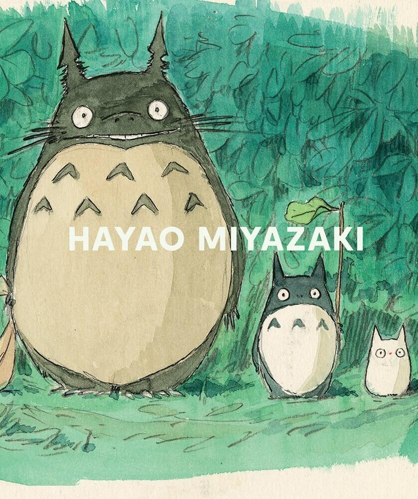 Hayao Miyazaki  / Niebel,Jessica / Suzuki,Toshio - Hayao Miyazaki (Hcvr)