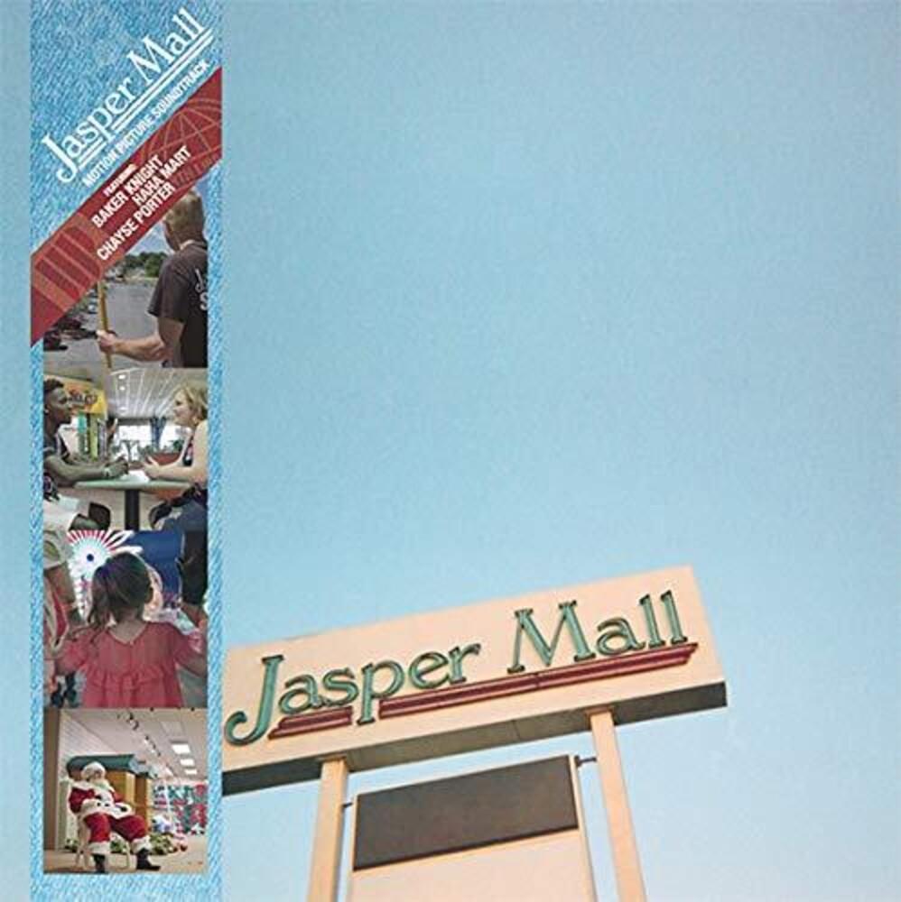 Jasper Mall / O.S.T. (Colv) (Gol) (Can) - Jasper Mall / O.S.T. [Colored Vinyl] (Gol) (Can)