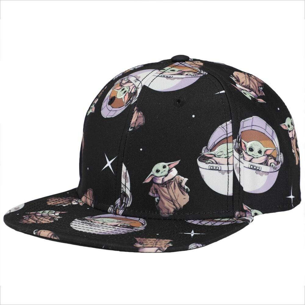 - Star Wars Mandalorian Grogu Sb Baseball Cap (Hat)