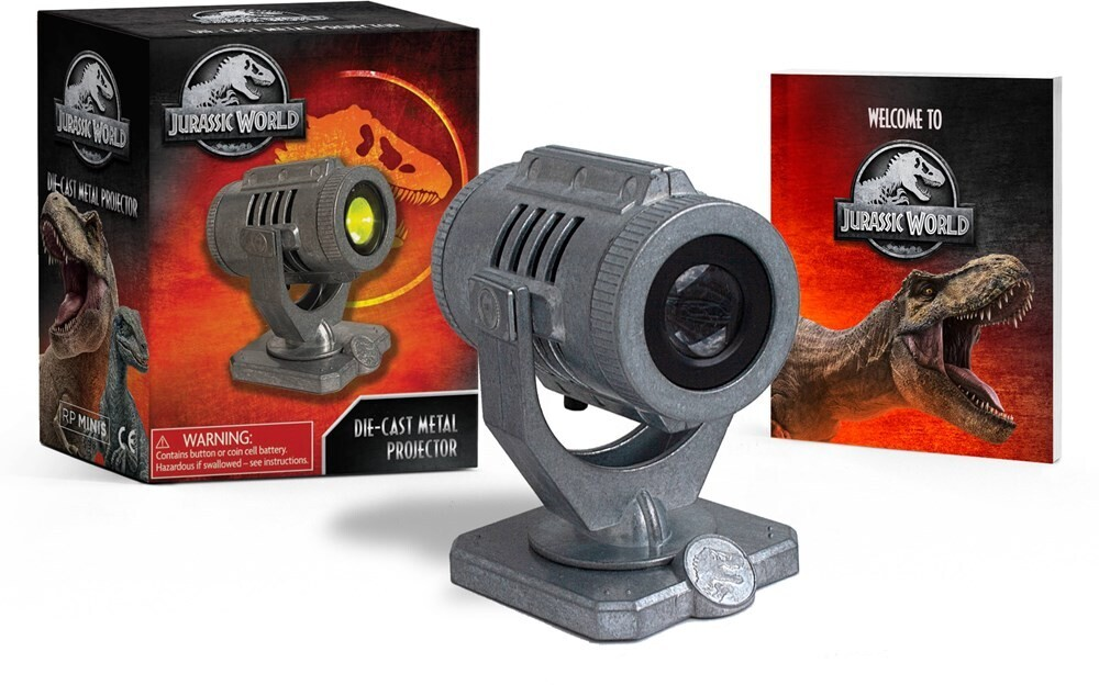 Matthew Manning  K - Jurassic World (Box) (Ppbk)