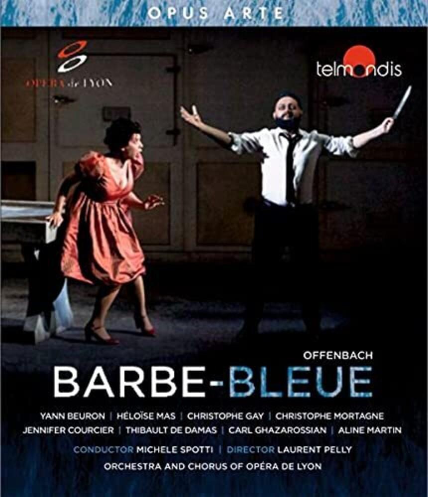 - Barbe Bleue