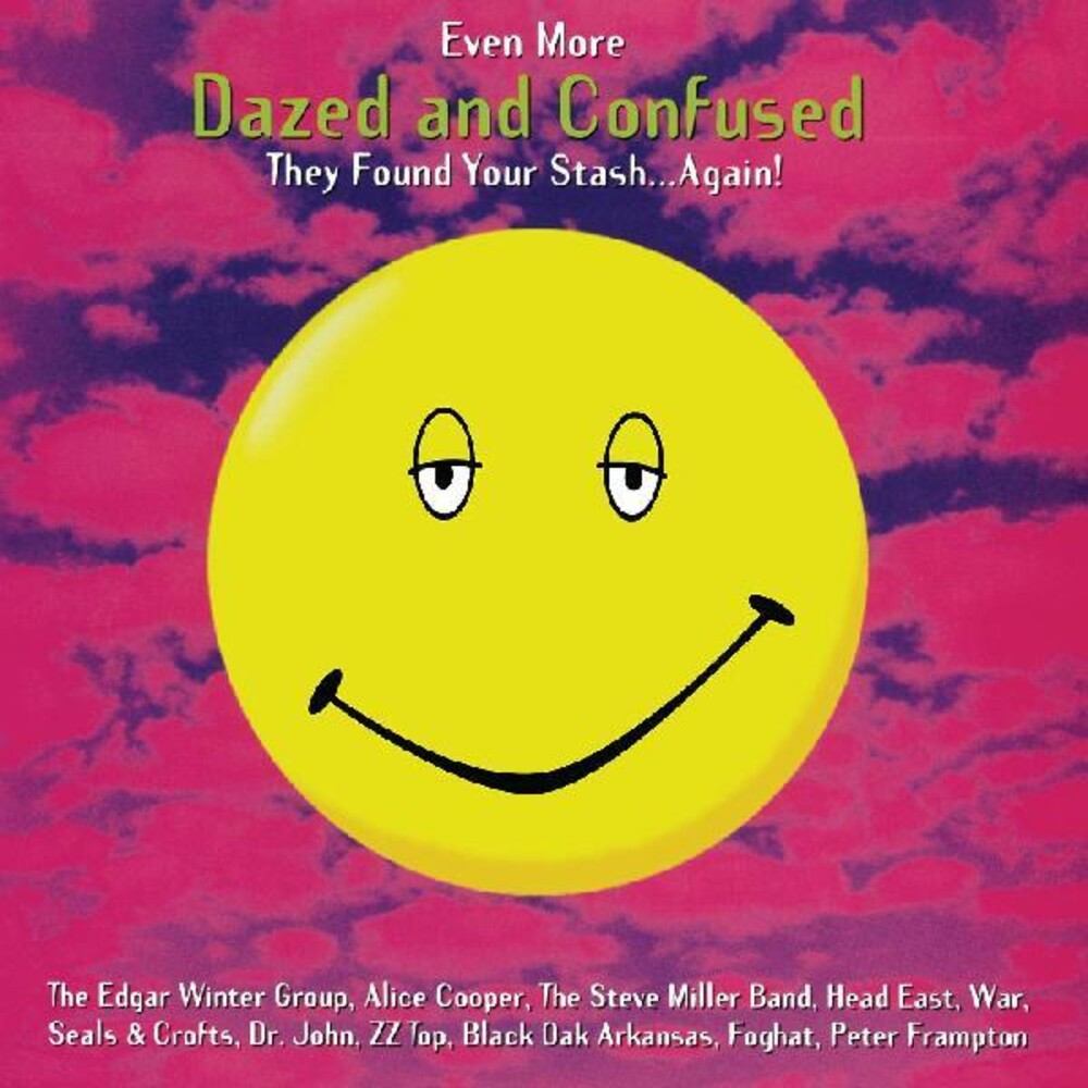 Even More Dazed And Confused / O.S.T. (Colv) (Red) - Even More Dazed And Confused / O.S.T. [Colored Vinyl] (Red)